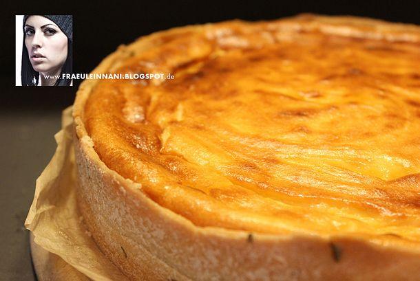 Lemon-Cheesecake with Rosemary Rezept