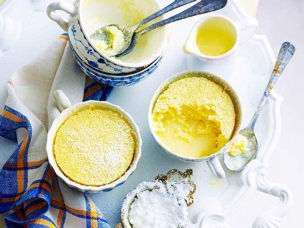 Lemon Cheesecake zum Drauf-Los-Löffeln Rezept