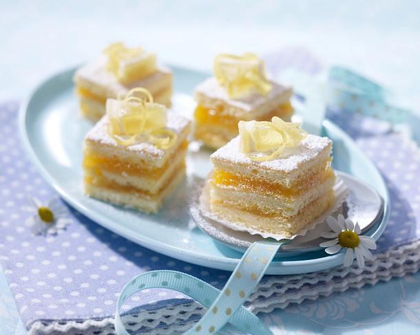 Lemon Curd-Pralinen Rezept
