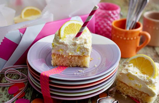 Lemonade-Cake Rezept