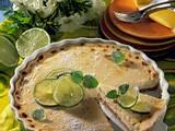 Limetten-Cheesecake Rezept