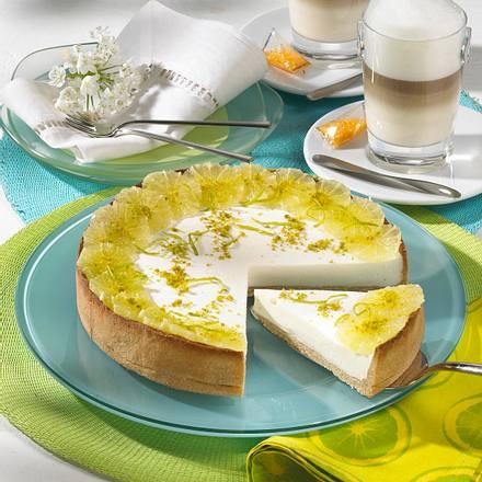 Limetten-Torte (Diabetiker) Rezept