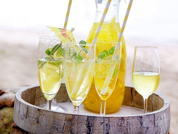 Limoncello-Spritz Rezept