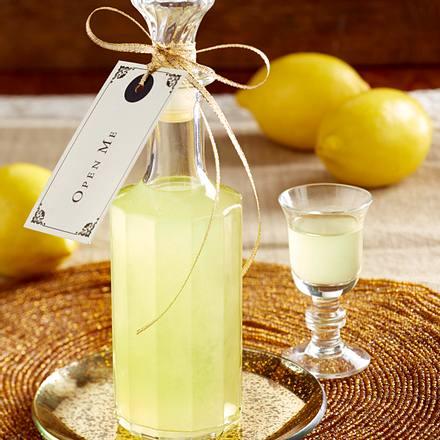 Limoncello - Zitronenlikör Rezept