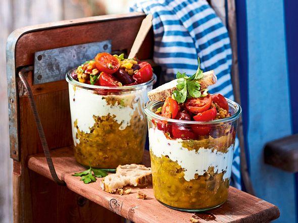 Linsen mit Currybrise Rezept