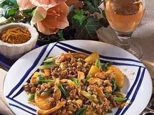 Linsencurry mit Ananas Rezept