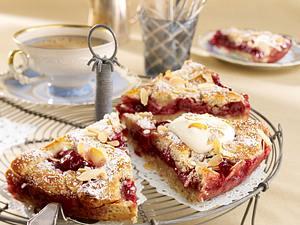 Linzer Torte mit Kirschen Rezept