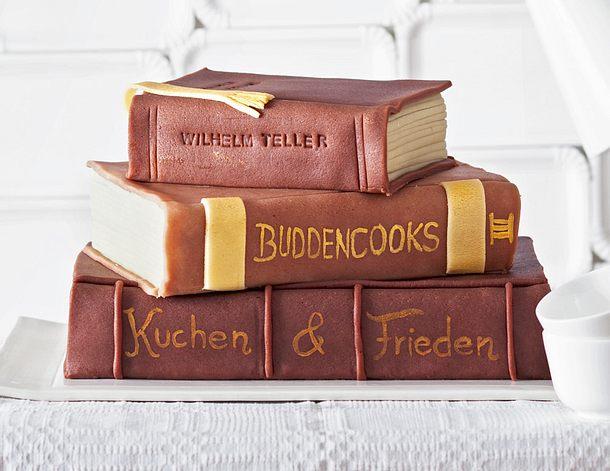 Literatur-Sacherkuchen Rezept
