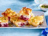 Luftige Kirsch-Käse-Tarte Rezept