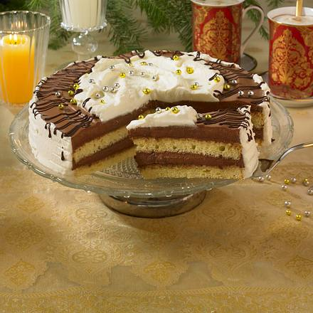 Lumumba-Torte Rezept