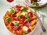 Mac & Cheese Pizza Style Rezept