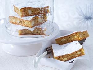Macadamia Blondies Rezept