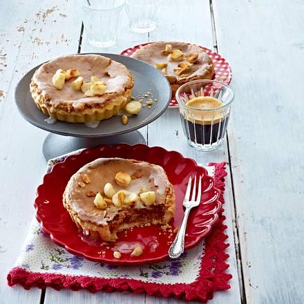 Macadamia-Tarteletts Rezept