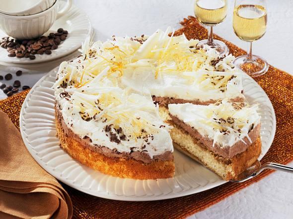 Macchiato-Torte Rezept