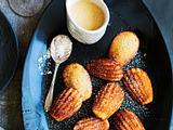 Madeleines & Crème anglaise (Französische Vanillecreme) Rezept