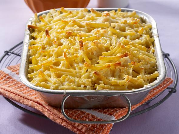 Makkaroni and Cheese Rezept