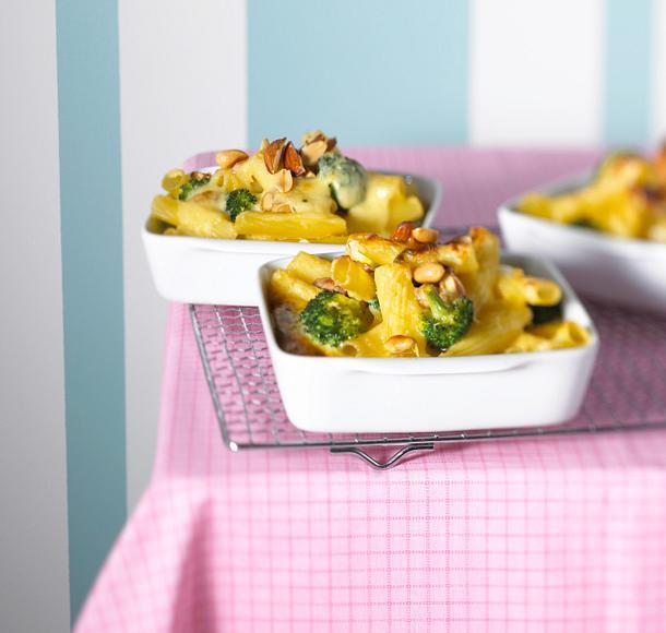 Makkaroni-Broccoli-Auflauf Rezept