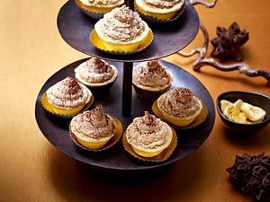 Makronen-Bananen-Muffins Rezept