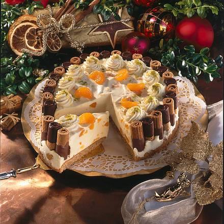 Mandarinen-Eierlikör-Torte Rezept