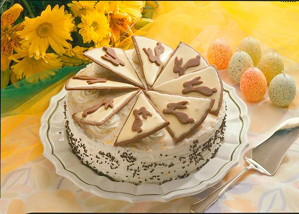 Mandarinen-Joghurt-Torte Rezept