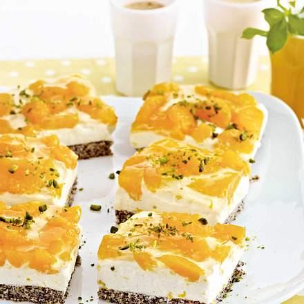 Mandarinen-Kuchen vom Blech Rezept