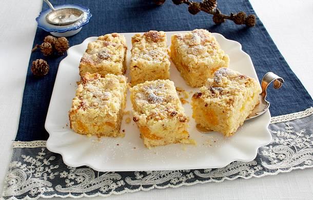 Mandarinen-Marzipan-Kuchen Rezept