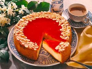 Mandarinen-Schmandtorte (Diabetiker) Rezept