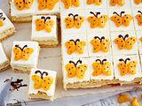 Mandarinen-Schmetterlingsschnitten Rezept