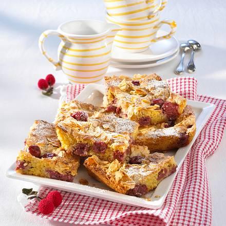 Mandel-Kirschkuchen Rezept
