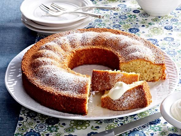 Mandel-Zitronen-Kuchen Rezept