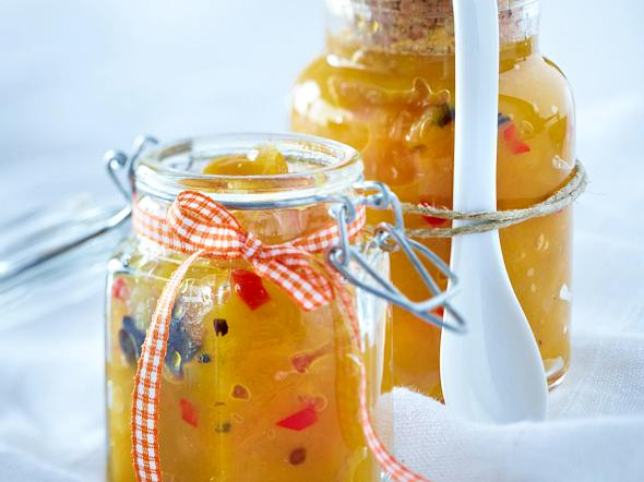 Mango Chutney Rezept