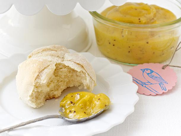 Mango-Kiwi-Konfitüre Rezept