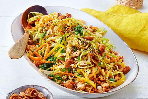 Mango-Kraut-Salat Rezept