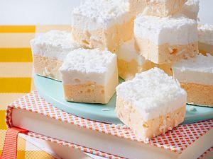 Mango-Lime-Marshmallows mit Kokos Rezept