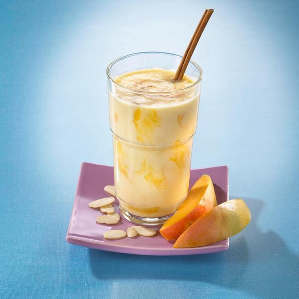 Mango-Mandel-Lassi Rezept