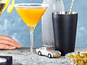 Mango-Martini Rezept