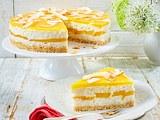 Mango-Milchreis-Torte Rezept