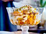 Mango-Orangen-Trifle Rezep