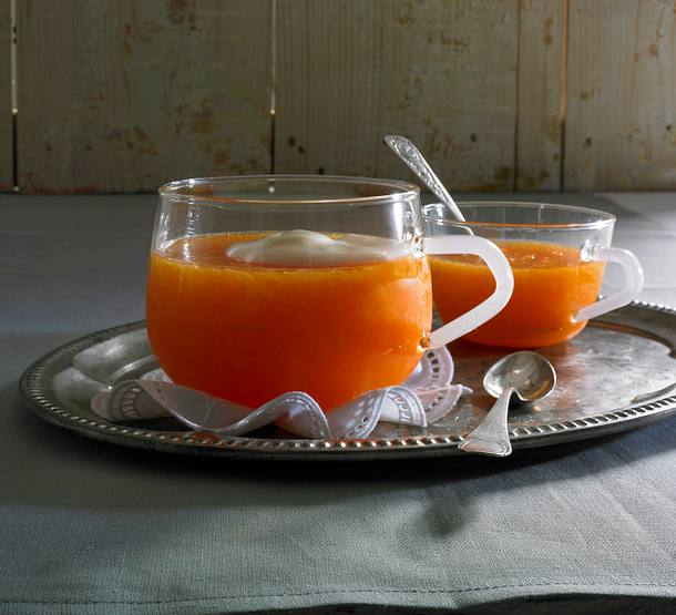 Mango-Smoothie mit Joghurt Rezept