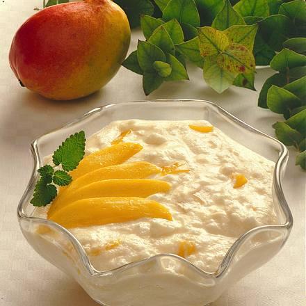 Mango-Vanillecreme Rezept