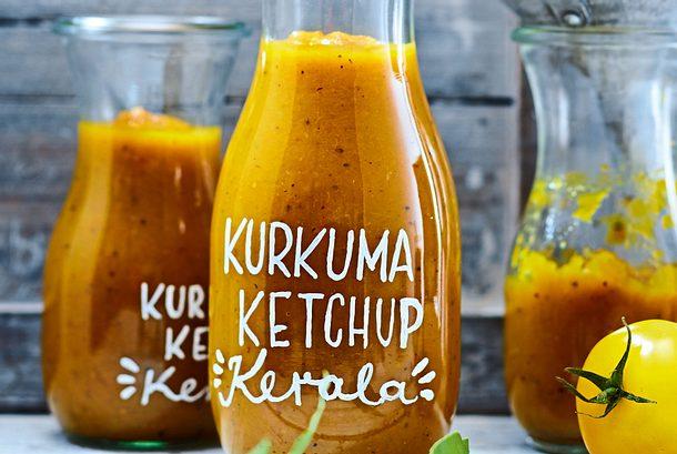 Mangoketchup mit Kurkuma-Twist Rezept