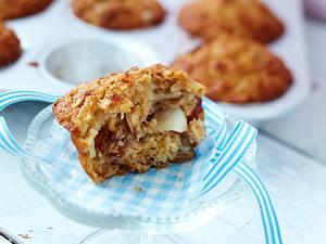 Maple Walnut Muffins Rezept