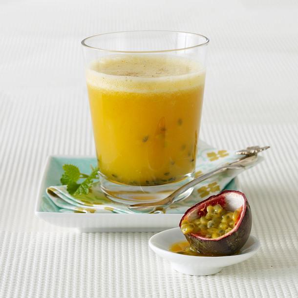 Maracuja-Drink Rezept