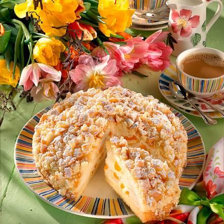 Maracuja-Flocken-Torte Rezept