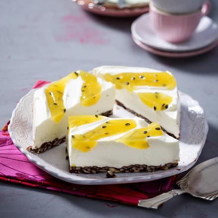 Maracuja-Käse-Schnitten Rezept