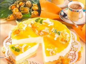 Maracuja-Sahne-Torte Rezept