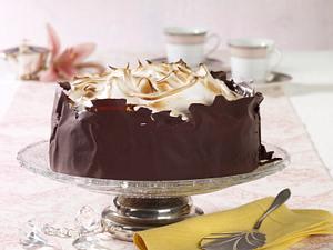 Maracuja-Torte mit Baiserhaube Rezept