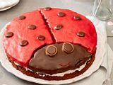Marienkäfer-Kuchen Rezept