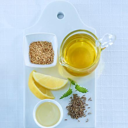 Marinade für Vegetarisches Rezept