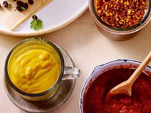 Honig-Senf-Soße Rezept